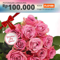 FLOWER ADVISOR BUNGA HAND BOUQUET PINK KISSES