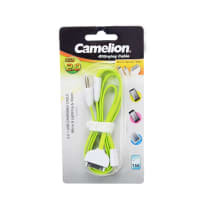 CAMELION KABEL CHARGER USB 3 IN 1 - HIJAU