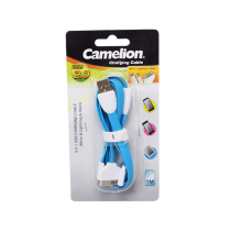 CAMELION KABEL CHARGER USB 3 IN 1 - BIRU