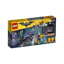 LEGO CATWOMAN CATCYCLE CHASE 70902