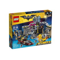 LEGO BATCAVE BREAK-IN 70909