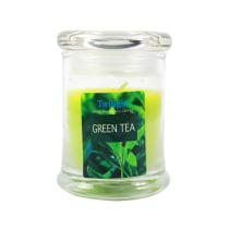 TWILIGHT GREEN TEA CANDLE JAR - HIJAU