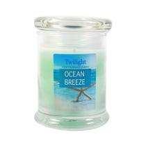 TWILIGHT OCEAN BREEZE CANDLE JAR - BIRU