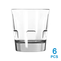 LIBBEY OPTIVA SET GELAS 296 ML 6 PCS