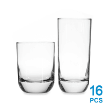 LIBBEY POLARIS SET GELAS 16 PCS