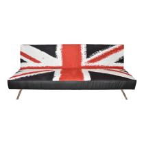 GRIMSBY SOFA TIDUR MOTIF ENGLAND FLAG