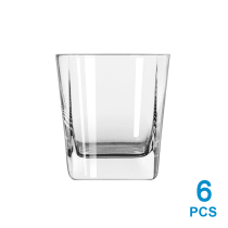 LIBBEY QUARTET SET GELAS 355 ML 6 PCS