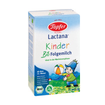 TOPFER SUSU LACTANA BIO KINDER ORGANIC FOLLOW ON