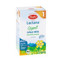 TOPFER SUSU LACTANA ORGANIC INFANT 1