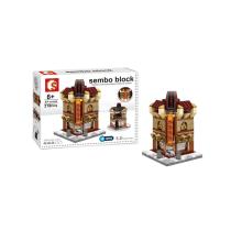 SEMBO BLOCK ASSORTED TX138422