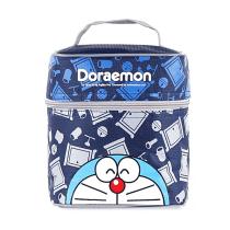 DORAEMON TAS BEKAL DOORS - BIRU