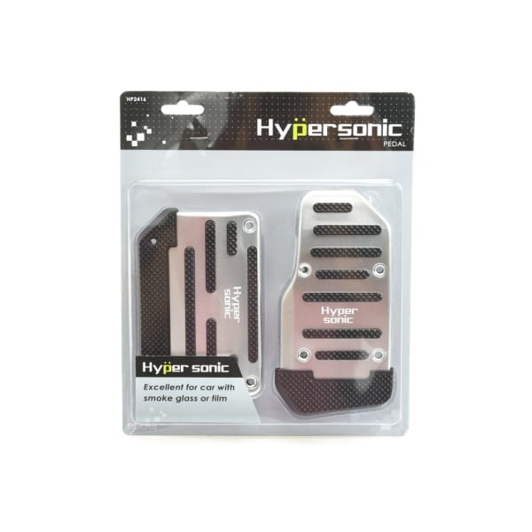 HYPERSONIC SET COVER PEDAL HP2416-3 2 PCS