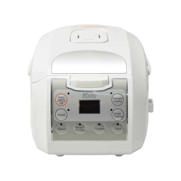 KRIS RICE COOKER DIGITAL SERBAGUNA - PUTIH