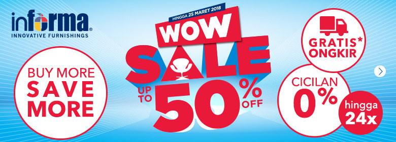 Informa WOW Sale