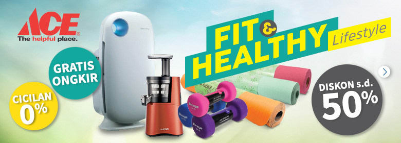 ACE Fit & Healthy Lifestyle