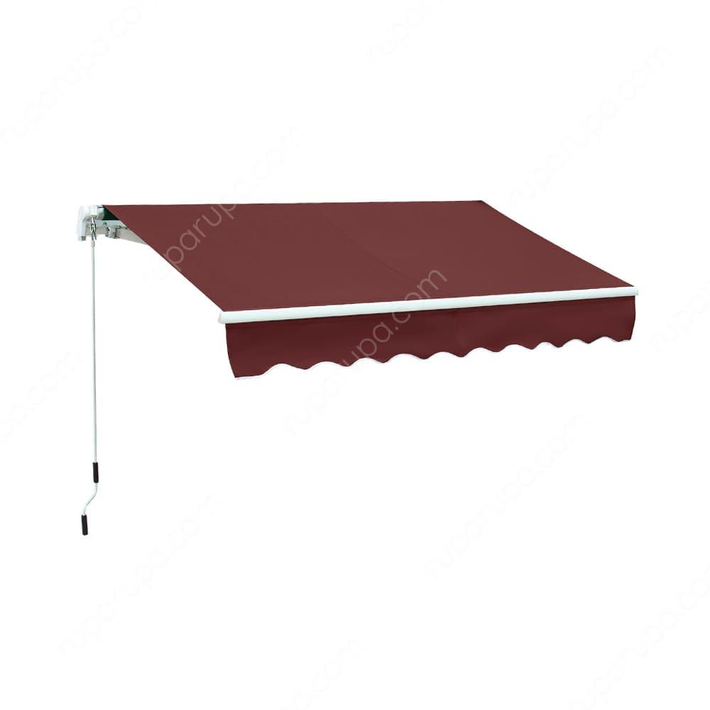 Jual Atap Kanopi Retractable 1 95 M Merah Terbaru | Ruparupa