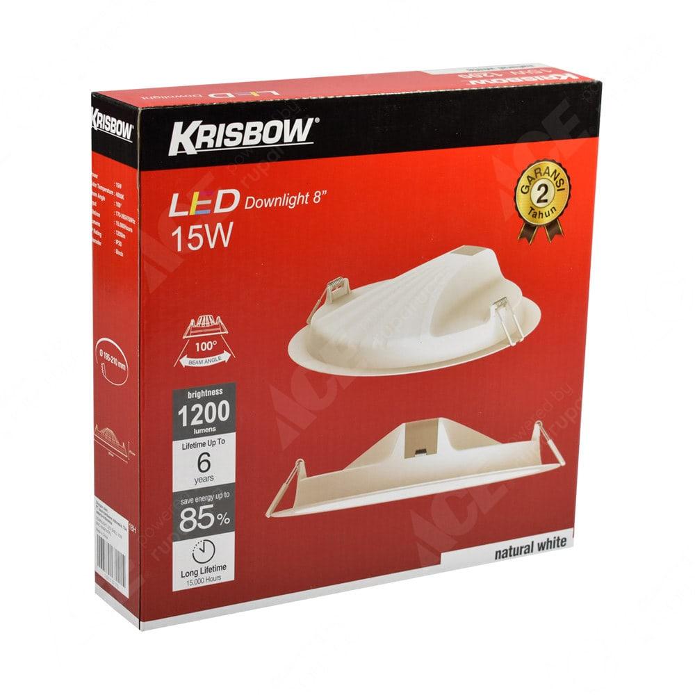 Downlight Krisbow