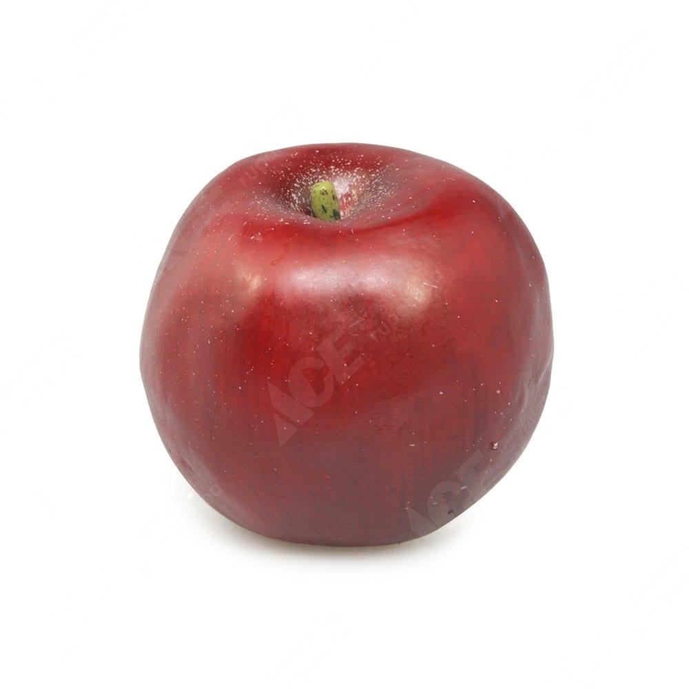 mewarnai apel merah