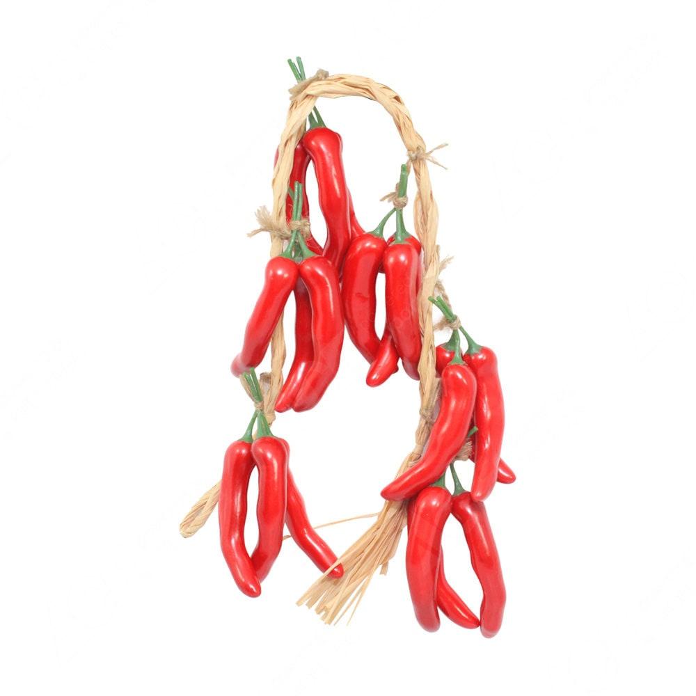 Sayuran Artifisial Cabe Merah