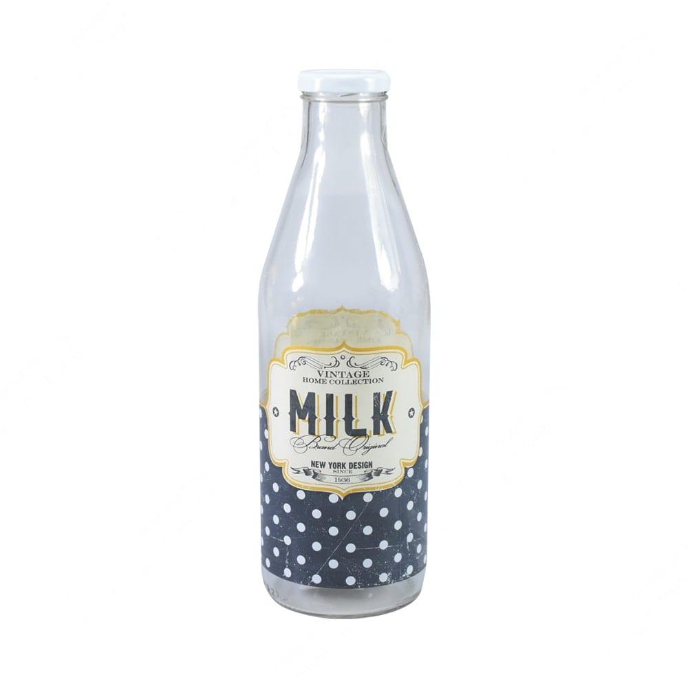 Cerve 1 Ltr Retro Botol Kaca Milk