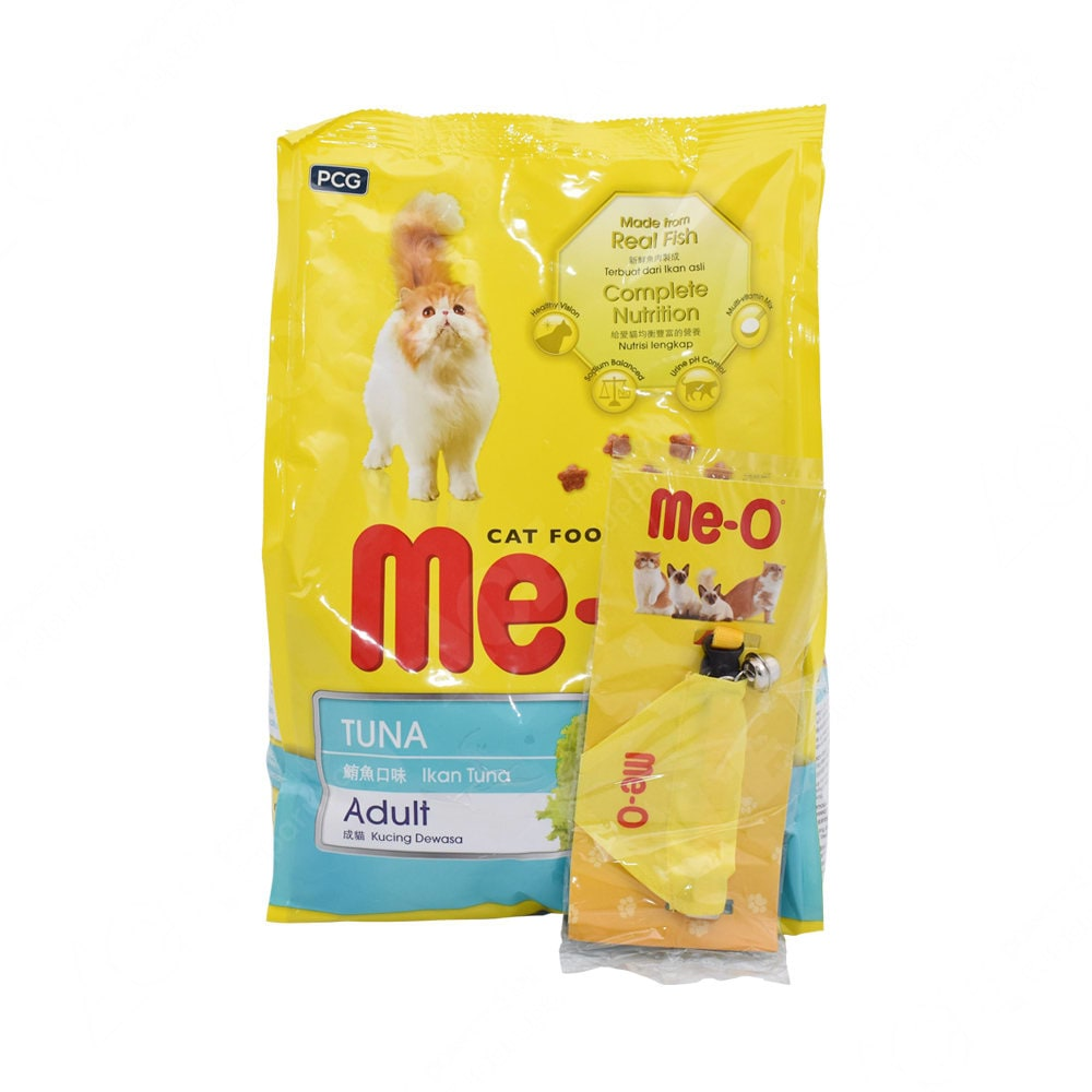 Jual Me O Makanan Kucing Rasa Tuna 1 2 Kg Original Ace