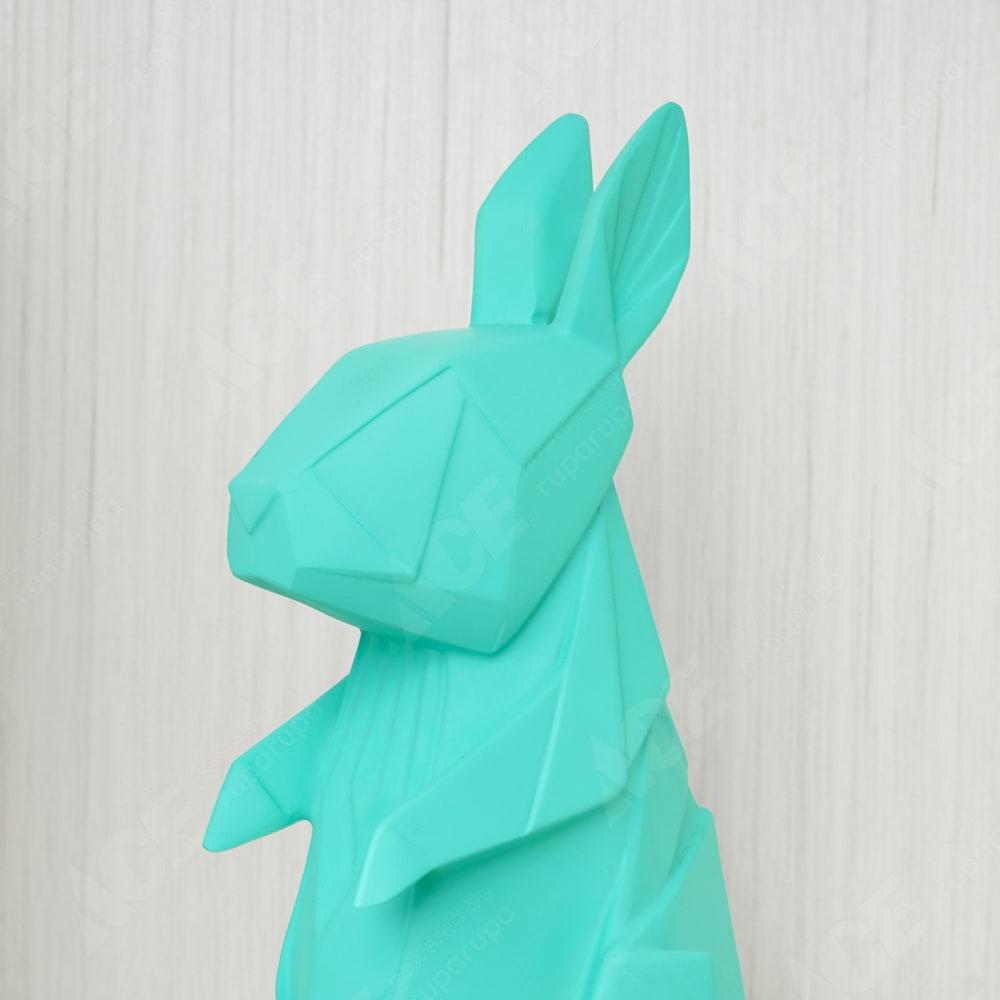 Jual Ataru Hiasan Origami Kelinci Hijau Original Ace