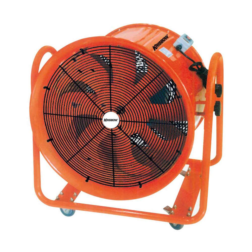 Jual Krisbow Ventilator Fan 70 Cm Orange Terbaru | Ruparupa