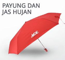 Payung dan Jas Hujan