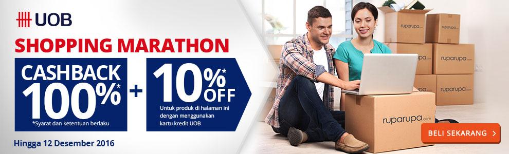 UOB Shopping Marathon
