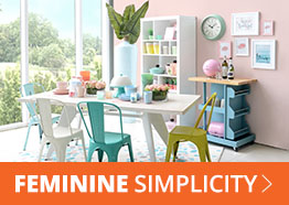 Feminine Simplicity