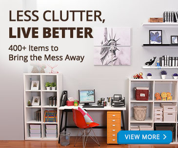 Less Clutter Live Better