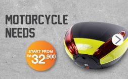 Motorcycle Needs