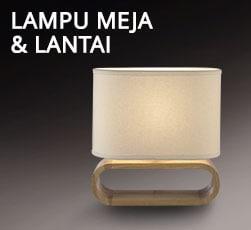 Lampu Meja dan Lantai