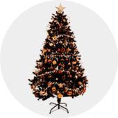 Pohon dan Ornamen Natal