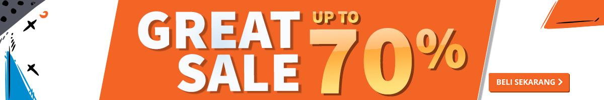 Promo Ruparupa.com: GREAT SALE