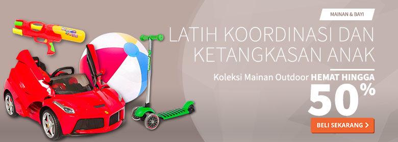 Rangsang Perkembangan Motorik Si Kecil Dengan 100 Koleksi Mainan Bayi