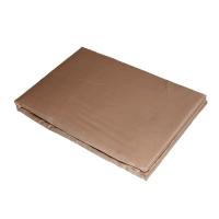 FIORE SARUNG BANTAL SHAM TENCEL 50X75+5 CM - COKELAT