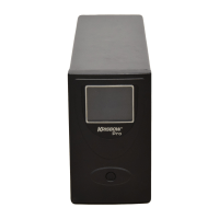KRISBOW PRO UPS DENGAN PANEL LCD 650VA