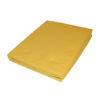 SEPRAI FITTED SHEET 160X200+35CM - KUNING
