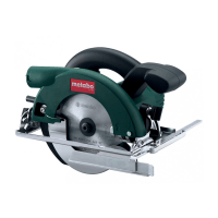 METABO MESIN GERGAJI CIRCULAR 160 MM