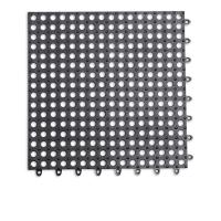 KRISBOW TILE DECK 30X30 CM - HITAM