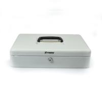 KRISBOW CASH BOX 14.5 INCH - PUTIH