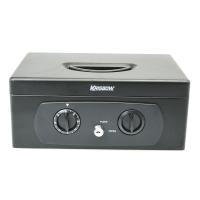 KRISBOW CASH BOX - HITAM