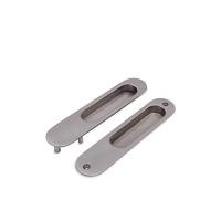 K-LOCK GAGANG PINTU 16 X 3.6 CM - SILVER