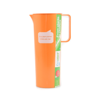 ECOPLANT PITCHER 1450 ML - ORANYE