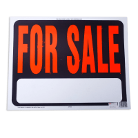 HY-KO SIGN LABEL FOR SALE PLASTIC 38X48,2 CM