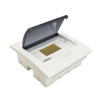 SCHNEIDER BOX MCB 1 BARIS - 8 MCB