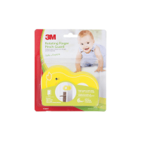 3M ROTATING FINGER PINCH GUARD CHICK - KUNING