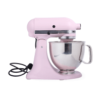 KITCHEN AID STAND MIXER ARTISAN SERIES - PINK