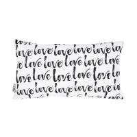 GLERRY HOME DECOR BANTAL SOFA LOVE LETTER 50X30 CM